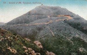 MT TAMALPAIS , California , 1911 ; Summit
