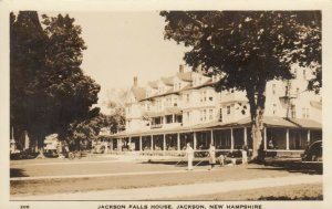 RP: JACKSON , New Hampshire , 1930-40s; Jackson Falls House