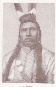 Chief White Bear, 1930-50s