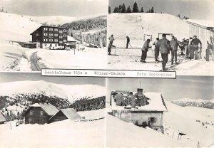 Lot193 lachtalhaus wolzer tauern styria ski austria  real photo