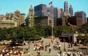 New York City Battery Park