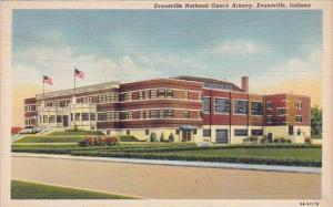 Indiana Evansville National Guard Armory