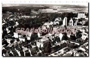 Old Postcard Clermont Panoramic Aerienne
