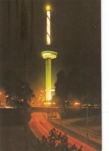 Postal 033436 : Rotterdam / Holland. Skol International Bier. Euromast