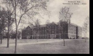 Maine Orono Estabrook Hall University Of Maine Albertype