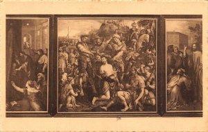 Belgium Antwerpen Collegiale Kerk van St Jacob Martyre de St Jacques Postcard