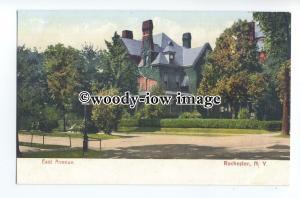 ft1633 - East Avenue , Rochester , New York , USA - postcard
