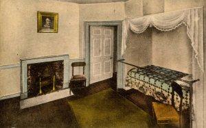 VA - Charlottesville. Monticello, President Monroe's Room