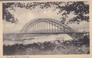 NIJMEGEN, Gelderland, Netherlands, 1900-1910's; Nieuwe Waaibrug