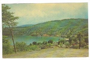 Guadalupe Antilles Francaises, Vue Generale de Bouillante, 40-60s