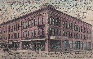 BRAINERD, Minnesota, PU-1908; Corner Sixth And Front, Hotel Ransford