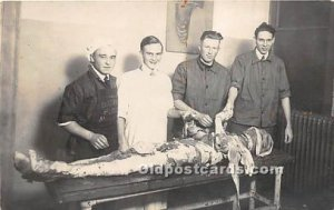Medical Students with Cadaver Occupation Medical Doctor Unused