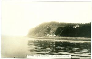RPPC - North Head Whistle, Grand Manan NB