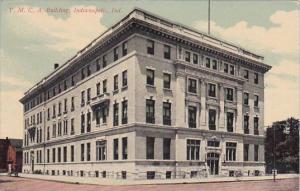 Indiana Indianapolis Y M C A Building
