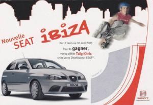 Nouvelle SEAT iBiZA 2-Door Hatchback, 2000s