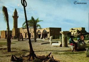 israel palestine, CAESAREA KESARIYA QAYSARIA, The Bosnian Mosque (1982) Islam