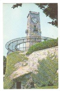 Cogswell Memorial Clock Tower, Jenks Park, Central Falls, Rhode Island, 40-60s