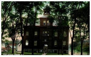 19001  NY Fonda  High School