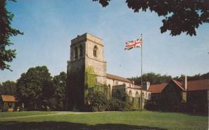 Saint Mary's Anglican Church, Windsor, Ontario, Canada, 1940-1960s