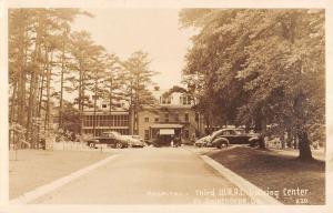 Oglethorpe Georgia Training Center Hospital Real Photo Antique Postcard K10214