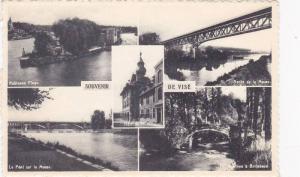 Visé , Belgium , 20-30s ; 5-view postcard