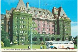 Buy Canada Postcards Empress Hotel Victoria