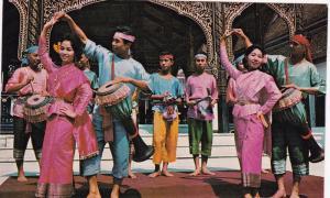 THAILAND, 50-60s; Drum Dance