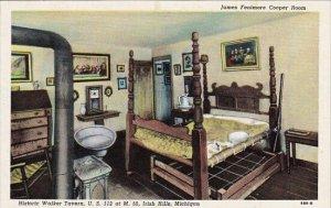 James Fenimore Cooper Room Historic Walker Tavern U S 112 At M 50 Irish Hills...