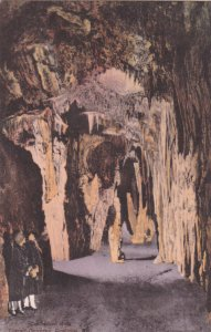 Grand Caverns (Caves) , GROTTOES , Virginia , 00-10s ; Cathedral Hall