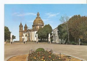 Postal 036974 : Braga (Portugal). Iglesia de Na; Sa; de Sameiro