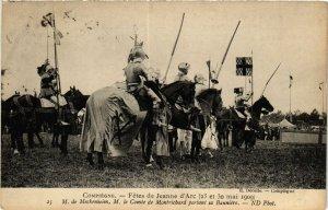 CPA COMPIEGNE-Fetes de Jeanne d'Arc (423668)
