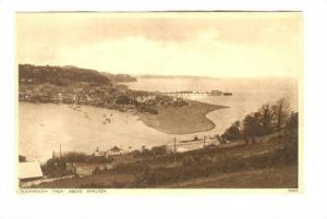 Teignmouth From Above Shaldon, Devon, England, UK, 1900-1910s