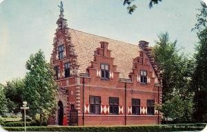 DE - Lewes. Zwaanendael House