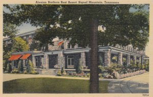 TENNESSEE, 1930-40s; Alexian Brothers Rest Resort, Signal Mountains