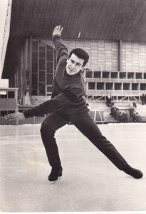 RP: Figure Skaters MANFRED SCHNELLDORFER Zoh Innsbruck 1964 (2)