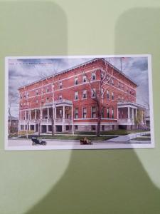 Antique Postcard, Y. W. C. A. Building, Denver, Colo  #T618