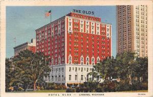 7105  MI Lansing   Hotel Olds