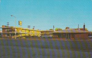 Montana Billings Esquire Motel 1962