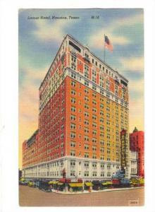 Lamar Hotel, Houston, Texas, 30-40s