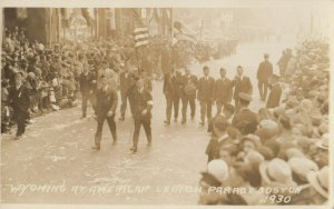 RP: BOSTON, Massachusetts, 00-10s ; American Legion Parade