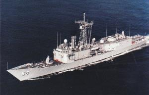 U S S Taylor FFG-50