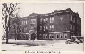 Indiana Bluffton P A Allen High School sk5447