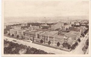 General Hospital, Toronto, Ontario, Canada, 1910-1920s