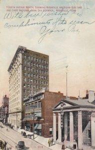 MEMPHIS , Tennessee, 1909 ; Fourth Avenue North