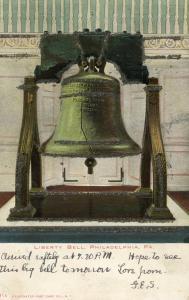 PA - Philadelphia. Liberty Bell