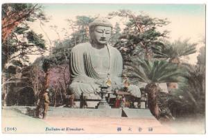 Daibutsu at Kamamura