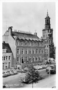 Netherlands Kampen Hotel De Stadsherberg Vintage cars