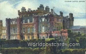 Scotland, Escocia Culzean Castle  Girvan Culzean Castle  Girvan