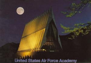 United States Air Force Academy Colorado Springs Colorado 1989