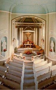 Connecticut Ashford Roman Catholic Church Sanctuary Of St Philip The Apostle